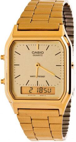 цена  Мужские часы Casio AQ-230GA-9D  онлайн в 2017 году