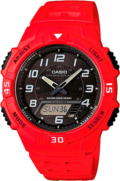 Мужские часы Casio AQ-S800W-4B casio aq s800w 1e