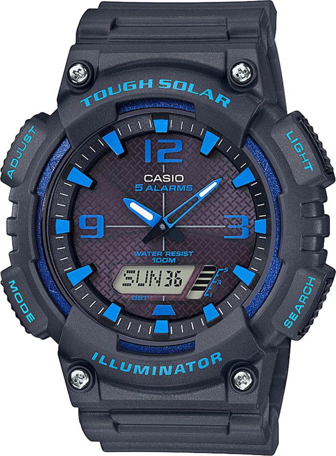 Мужские часы Casio AQ-S810W-8A2VEF цена