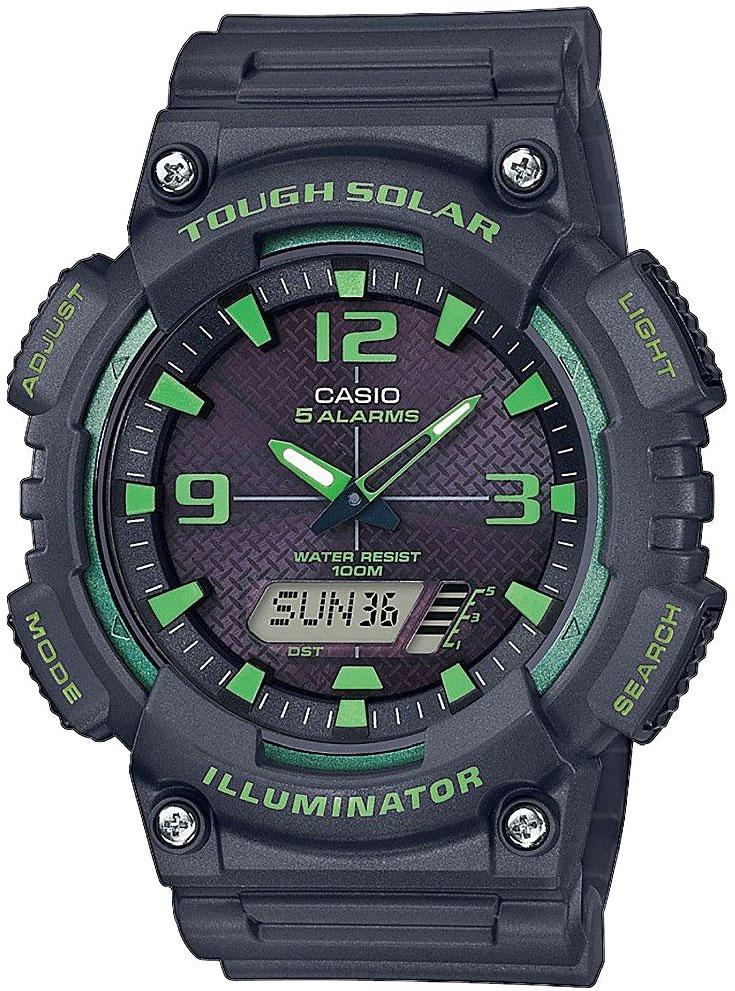Мужские часы Casio AQ-S810W-8A3VEF цена