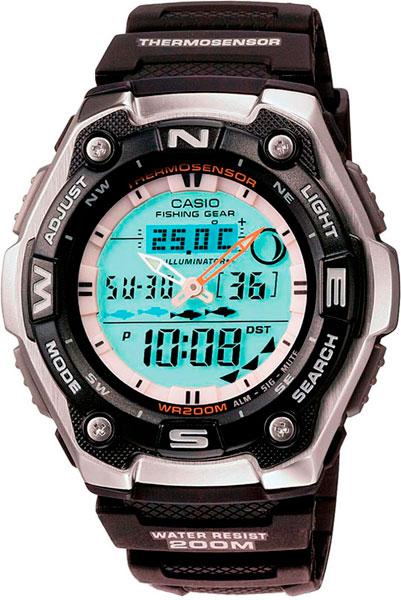 Мужские часы Casio AQW-101-1A. Производитель: Casio, артикул: 2366