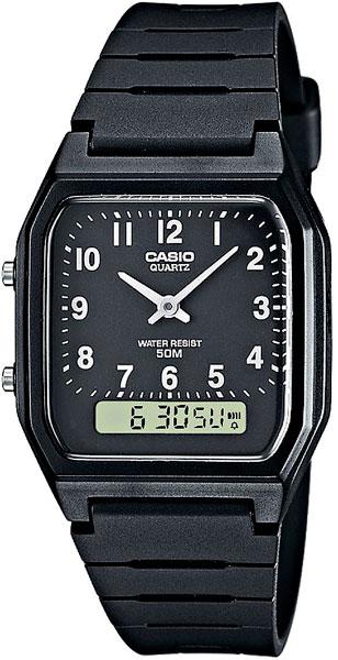 Мужские часы Casio AW-48H-1B