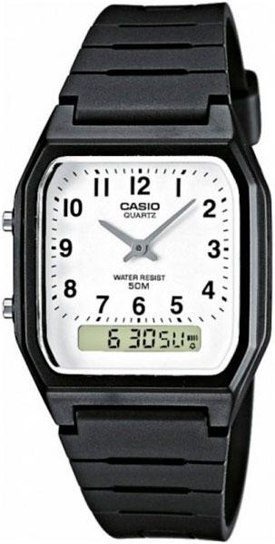 Мужские часы Casio AW-48H-7B casio японские наручные мужские часы casio aw 48h 7b коллекция combinaton watches