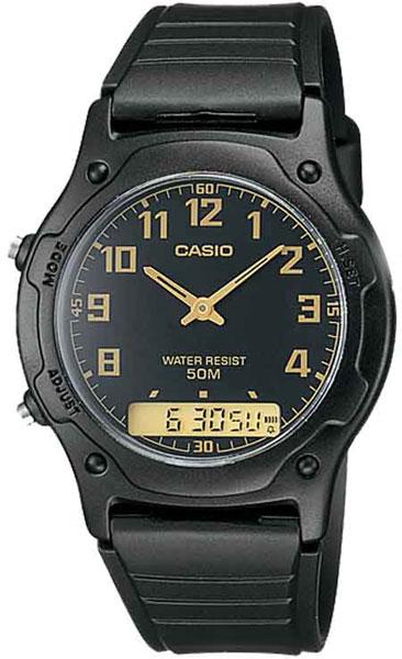 Мужские часы Casio AW-49H-1B цены