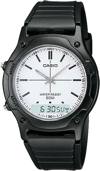 Мужские часы Casio AW-49H-7E приправа для шашлыка каждый день 30г