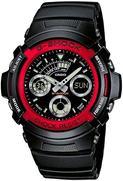 Мужские часы Casio AW-591-4A все цены