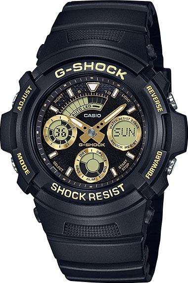 Мужские часы Casio AW-591GBX-1A9