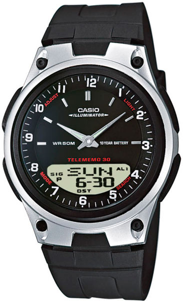 Мужские часы Casio AW-80-1A все цены