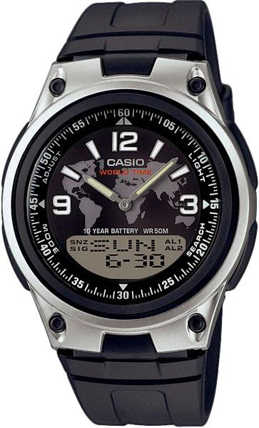 Мужские часы Casio AW-80-1A2