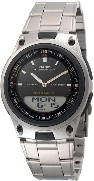 Мужские часы Casio AW-80D-1A цена