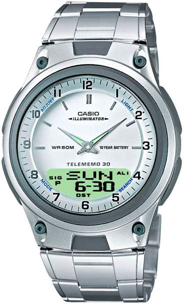 Мужские часы Casio AW-80D-7A casio casio aw 80d 7a