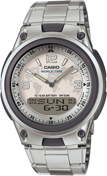 Мужские часы Casio AW-80D-7A2 часы наручные casio часы casio aw 80d 7a