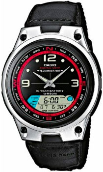 Мужские часы Casio AW-82B-1A