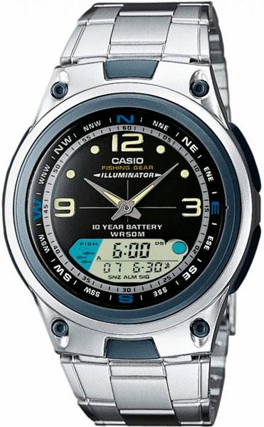 Мужские часы Casio AW-82D-1A