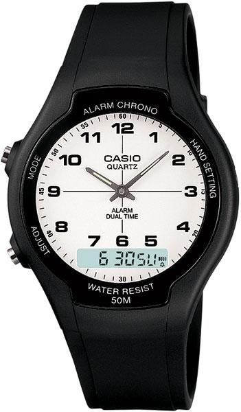 Мужские часы Casio AW-90H-7B стоимость
