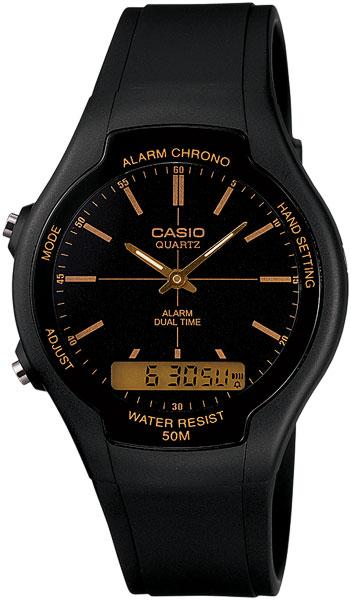 Мужские часы Casio AW-90H-9E цена