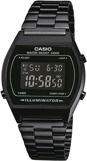 Мужские часы Casio B640WB-1B все цены