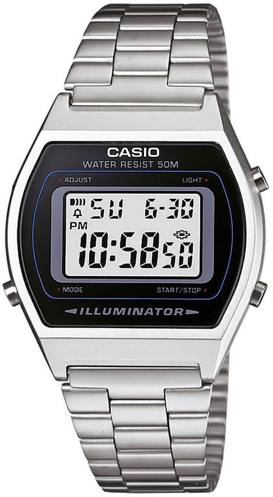 Мужские часы Casio B640WD-1A casio b640wd 1a