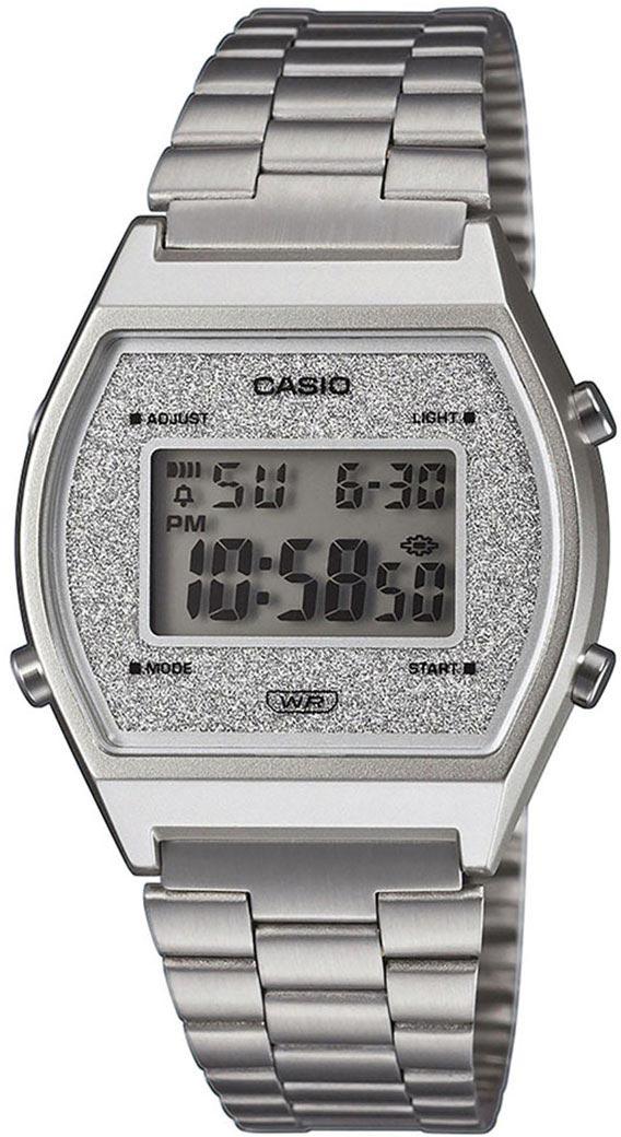 Японские мужские часы в коллекции Vintage Мужские часы Casio B640WDG-7EF фото
