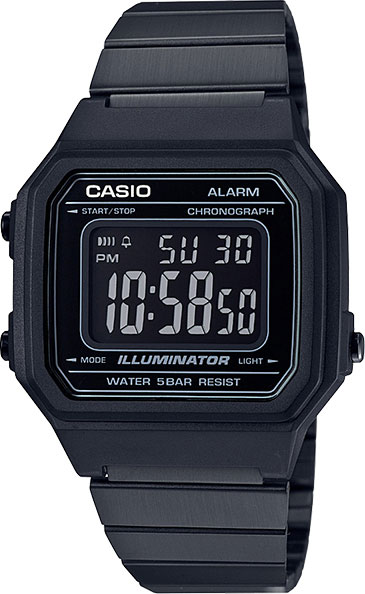 Мужские часы Casio B650WB-1B цена