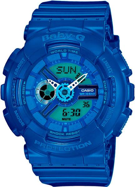 Женские часы Casio BA-110BC-2A все цены