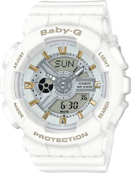 Женские часы Casio BA-110GA-7A1 casio ba 110 7a1 casio