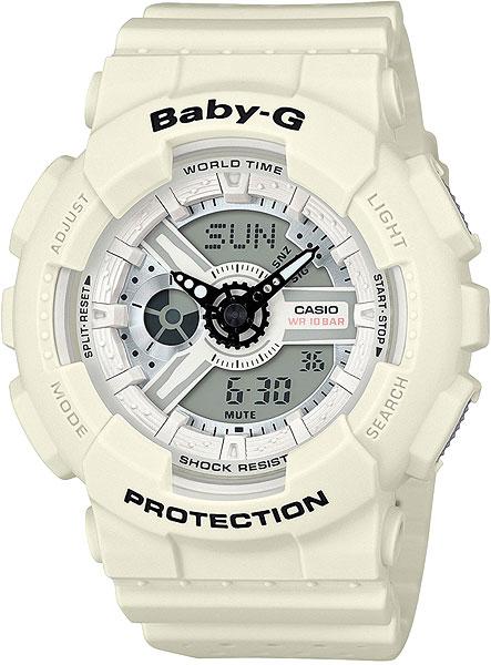 Женские часы Casio BA-110PP-7A