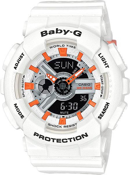 лучшая цена Женские часы Casio BA-110PP-7A2