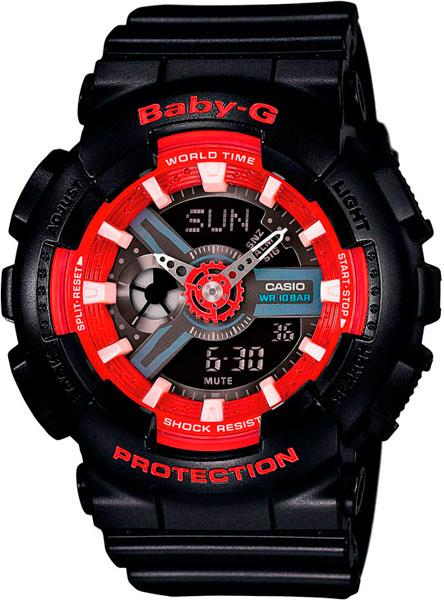 Женские часы Casio BA-110SN-1A