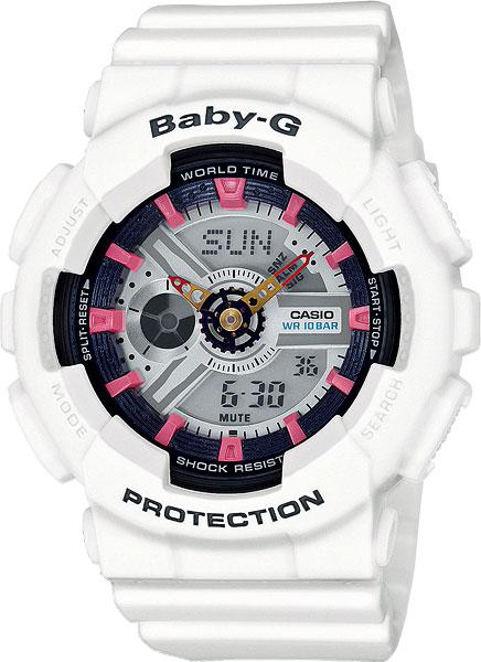 Женские часы Casio BA-110SN-7A