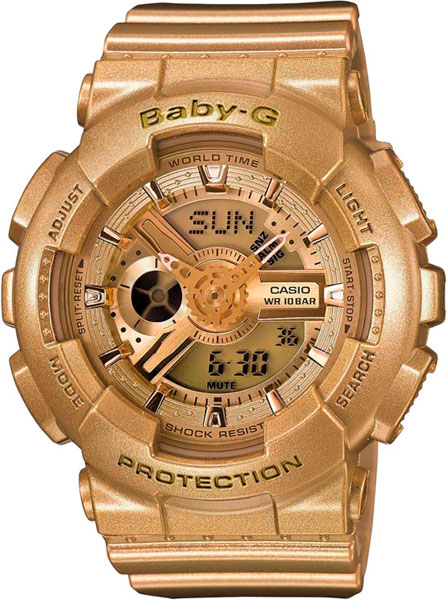 Женские часы Casio BA-111-9A