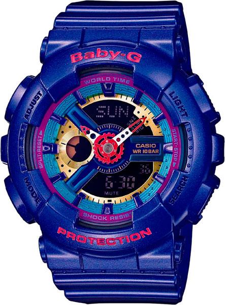 Женские часы Casio BA-112-2A все цены