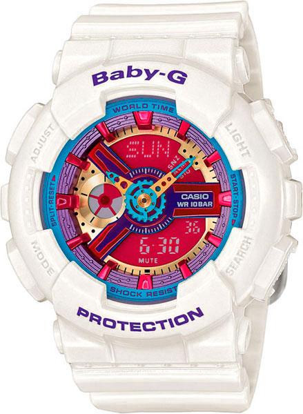 Женские часы Casio BA-112-7A
