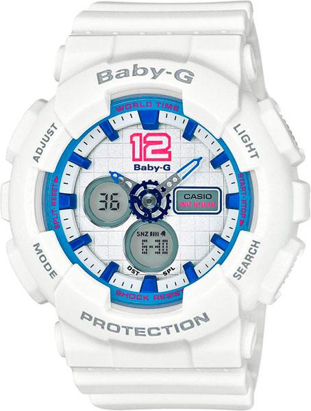 Женские часы Casio BA-120-7B цена и фото