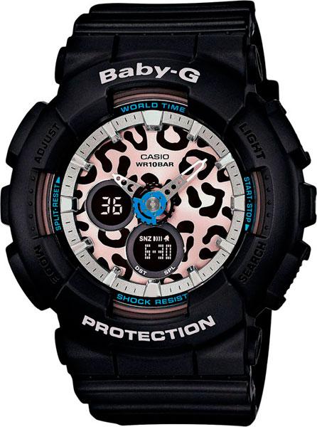 Женские часы Casio BA-120LP-1A часы наручные casio часы baby g ba 120tr 7b
