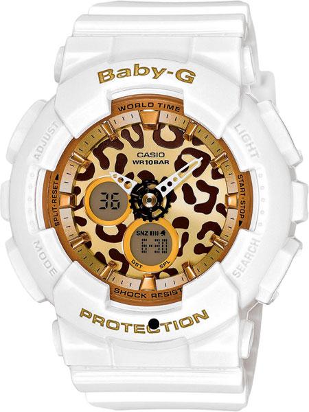 где купить Женские часы Casio BA-120LP-7A2 по лучшей цене