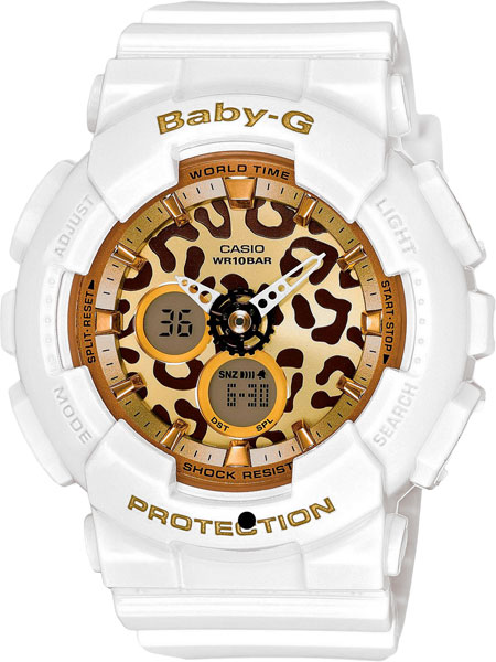 Женские часы Casio BA-120LP-7A2