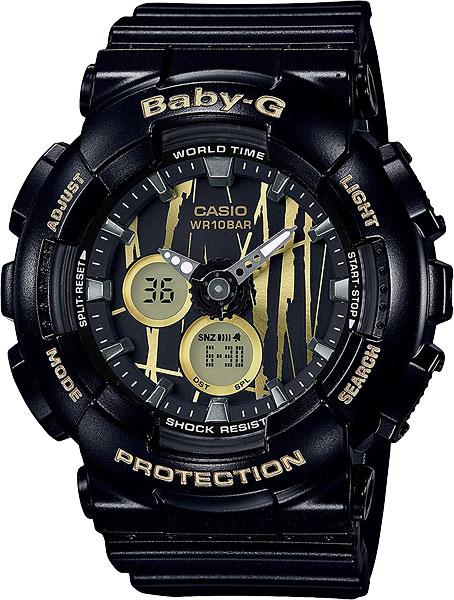 Женские часы Casio BA-120SP-1A женские часы casio ba 110tx 1a