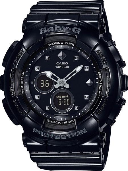 Женские часы Casio BA-125-1A все цены