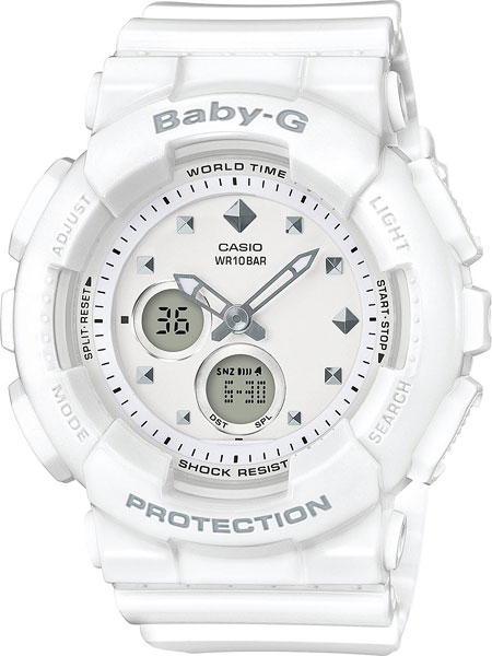 Женские часы Casio BA-125-7A casio ba 110be 7a
