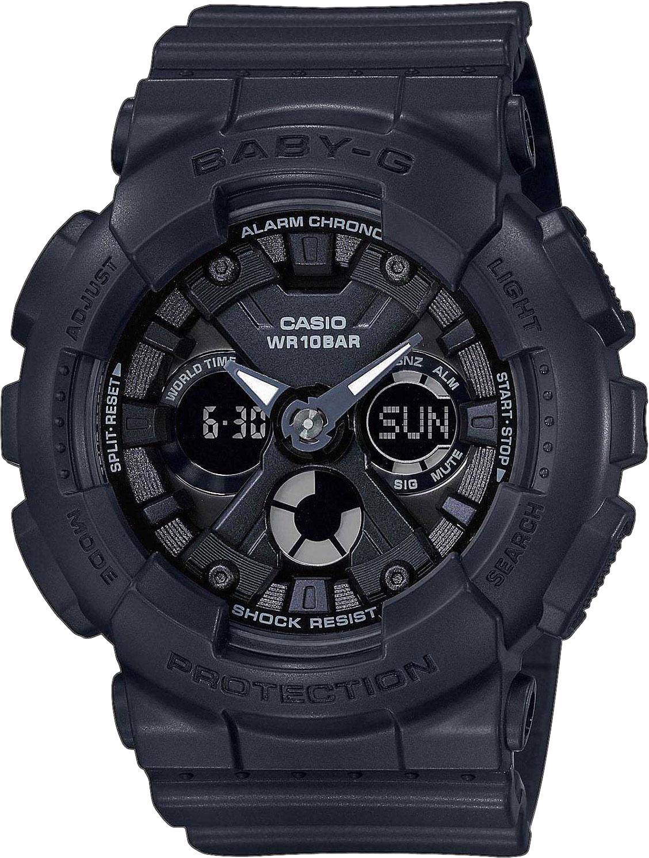 Женские часы Casio BA-130-1AER женские часы essence es 6362fe 130