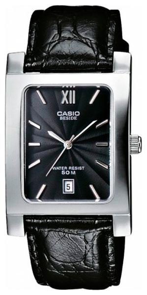Мужские часы Casio BEM-100L-1A-ucenka