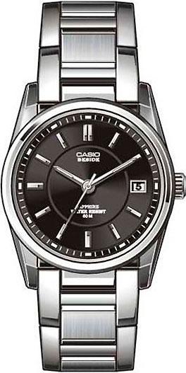 Мужские часы Casio BEM-111D-1A casio a178wa 1a