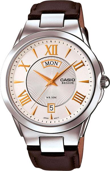 Мужские часы Casio BEM-130L-7A gilda tonelli 0046 blu