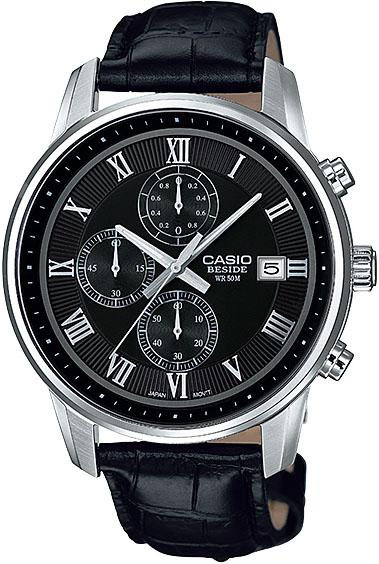 все цены на Мужские часы Casio BEM-511L-1A онлайн