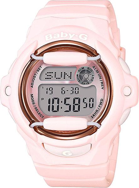 Женские часы Casio BG-169G-4B цена