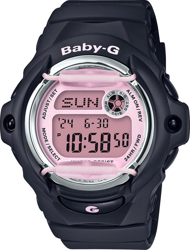 Женские часы Casio BG-169M-1ER