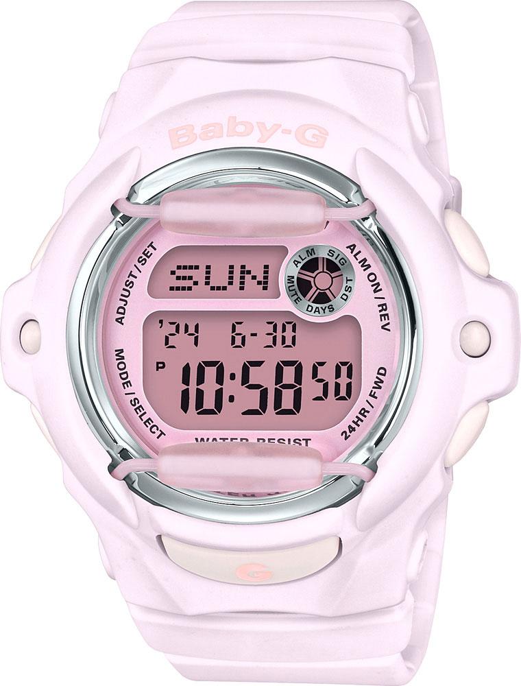 Женские часы Casio BG-169M-4ER все цены