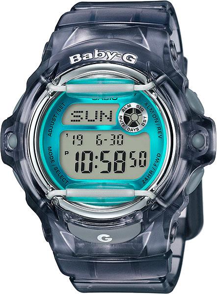 купить Женские часы Casio BG-169R-8B онлайн