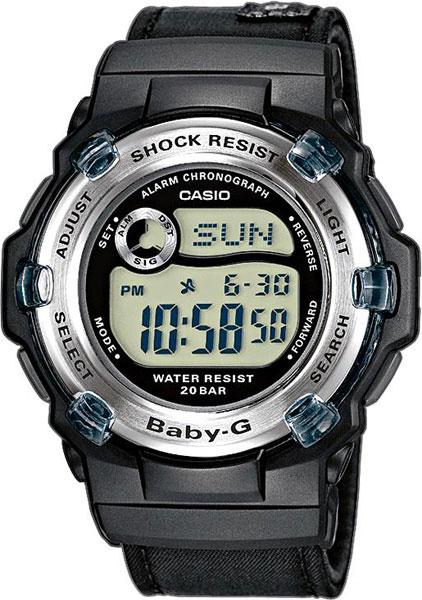 Женские часы Casio BG-3002V-1E casio prw 3500 1e